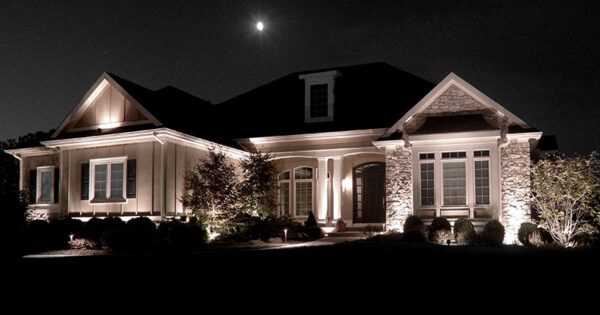 Lighting Your Home S Landscape In Houston Texas Electrical